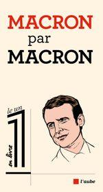 Couverture Macron par Macron
