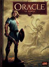 Couverture Le Héros - Oracle, tome 8