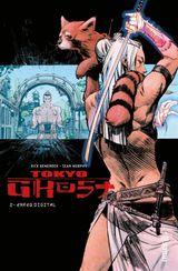 Couverture Enfer Digital - Tokyo Ghost, tome 2
