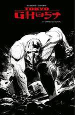 Couverture Enfer Digital - Tokyo Ghost (N&B), tome 2