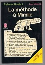 Couverture Methode a Mimile
