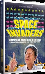 Couverture Space Invaders - Tomohiro Nishikado