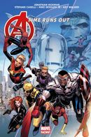 Couverture Avengers: Time Runs Out (2014), tome 4