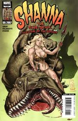 Couverture Shanna the She-Devil: Survival of the Fittest