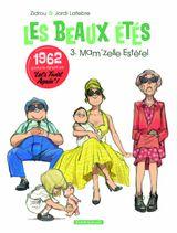 Couverture Mam'zelle Estérel - Les Beaux Étés, tome 3