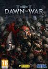 Jaquette Warhammer 40,000 : Dawn of War III