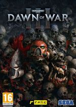 Jaquette Warhammer 40,000 : Dawn of War III