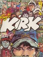 Couverture Sergent Kirk, tome 2