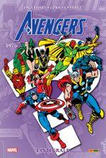Couverture 1976 - The Avengers : L'Intégrale, tome 13