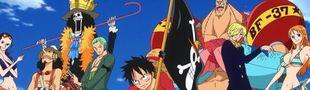 Cover Les meilleurs film One Piece