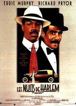 Affiche Les Nuits de Harlem