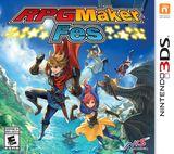 Jaquette RPG Maker : Fes