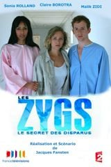 Affiche Les Zygs, le secret des disparus