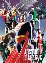 Couverture Justice League : Icônes