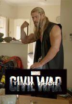 Affiche Team Thor : 2ème Partie