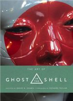 Couverture The Art of Ghost in the Shell