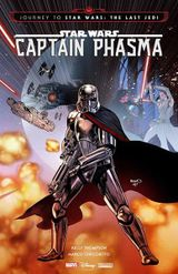 Couverture Star Wars : Capitaine Phasma
