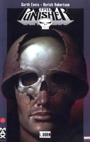 Couverture Born - The Punisher (Max Comics), tome 1