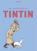 Couverture Les Aventures de Tintin