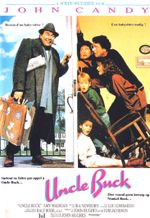 Affiche L'Oncle Buck