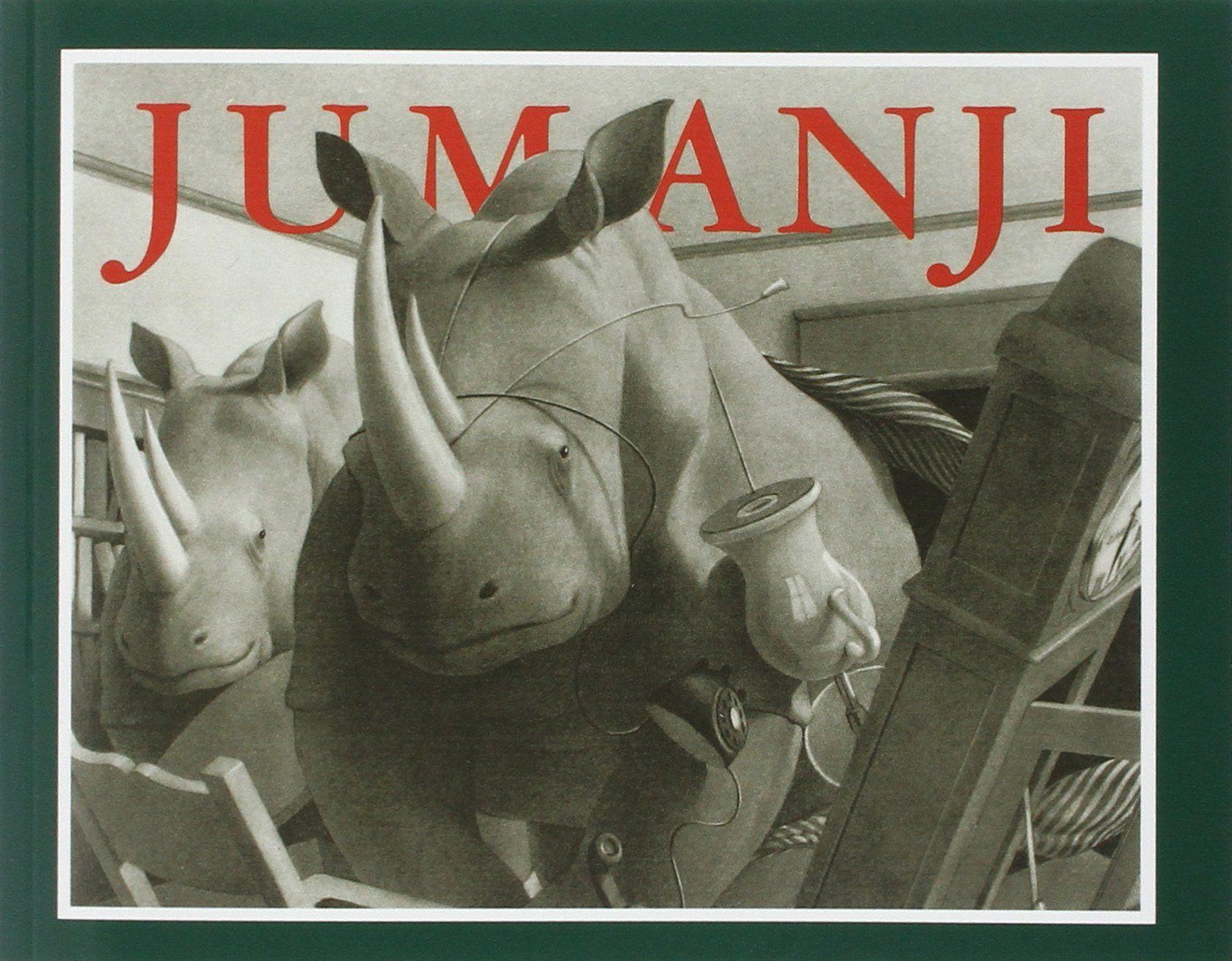 Jumanji - Chris Van Allsburg - SensCritique