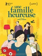 Affiche Une Famille heureuse