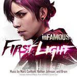 Pochette Infamous First Light (OST)
