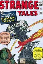 Couverture Strange Tales