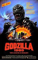 Affiche Godzilla 1985