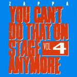 Pochette You Can't Do That on Stage Anymore, Volume 4 (Live)