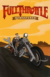 Jaquette Full Throttle Remastered