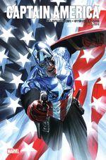 Couverture Captain America par Ed Brubaker & Steve Epting, tome 3