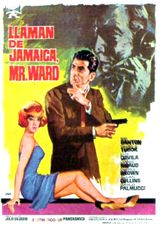 Affiche Llaman de Jamaica, Mr. Ward