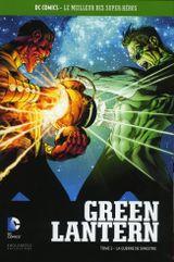 Couverture Green Lantern : La guerre de Sinestro - DC Comics, Le Meilleur des Super-Héros Premium, tome 2