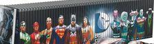 Cover DC Comics, Le Meilleur des Super-Héros [Eaglemoss]