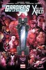 Couverture Le Vortex Noir (I) - Les Gardiens de la Galaxie/All-New X-Men (Marvel Now!), tome 1