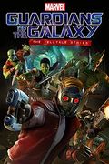 Jaquette Marvel's Guardians of the Galaxy : The Telltale Series