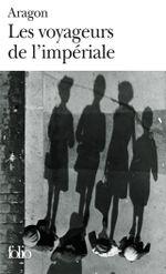 Couverture Les Voyageurs de l'impériale