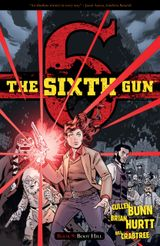 Couverture Boot Hill  - The Sixth Gun, tome 9