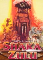 Affiche Shaka Zulu