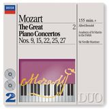 Pochette The Great Piano Concertos, Volume II