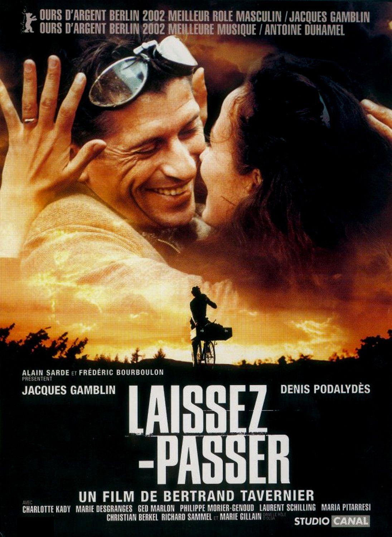 Laissez-passer - Film (2002) - SensCritique