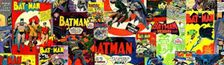 Cover Batman, sa chronologie