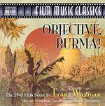 Pochette Objective Burma! (OST)