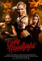 Affiche Lady Bloodfight