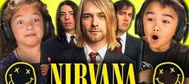 Vidéo VIDÉO : des enfants de 8 à 13 ans découvrent Nirvana, et forcément ils adorent