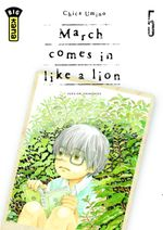 March comes in like a lion, tome 5 - Chica Umino