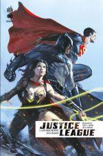 Couverture Les Machines du Chaos - Justice League (Rebirth), tome 1