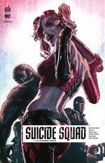 Couverture La Chambre Noire - Suicide Squad (Rebirth), tome 1