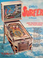 Jaquette Surfer